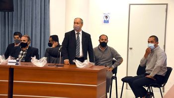 Condenaron a los cuatro policías involucrados en la golpiza a Tecker
