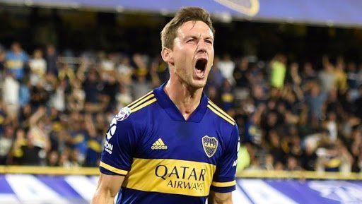 Soldano, de poco gol con la camiseta de Boca, tendría una enorme chance en la Copa Libertadores.