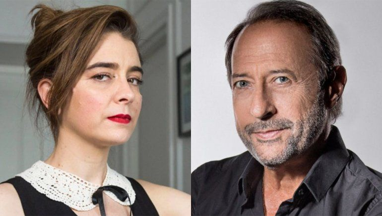 Escándalo en Casados con hijos: según Érica Rivas, Francella le dijo feminazi