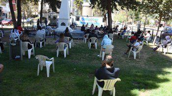 El domingo arrancó con 120 nuevos positivos en Neuquén