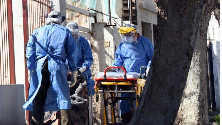 Septiembre registró el 70% de las muertes por coronavirus