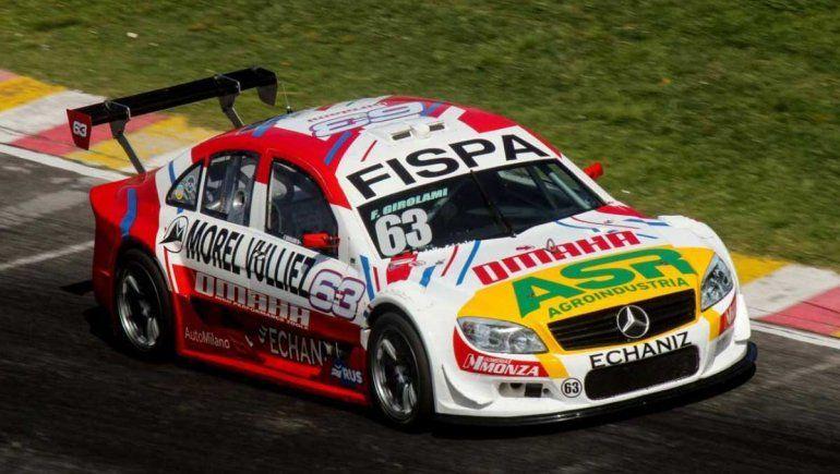 Franco Girolami ganó la carrera sabatina del Top Race en Buenos Aires y recién mañana se conocerá el campeón.