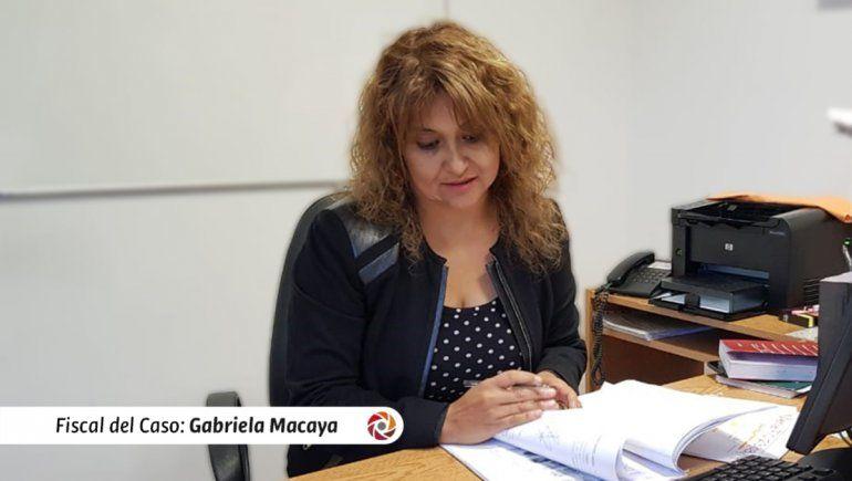 La fiscal Gabriela Macaya logró un acuerdo para condenar a tres años de prisión en suspenso al violento hombre.