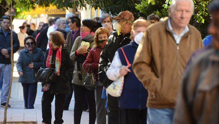 Qué harán los jubilados: ¿respetan el día de pago o de salida?