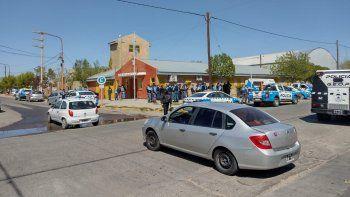 Se entregaron los sospechosos del crimen de la joven en Cutral Co