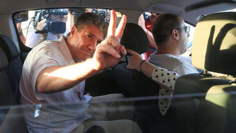 El juez revocó la domiciliaria y Boudou podría volver a la cárcel.