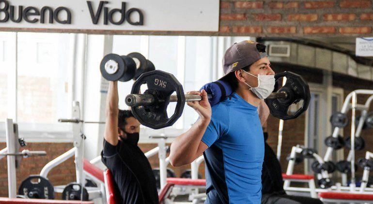 Por la crisis, cierra un tradicional gimnasio de Cipo