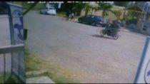 motochorros asaltaron a tres nenes en fernandez oro