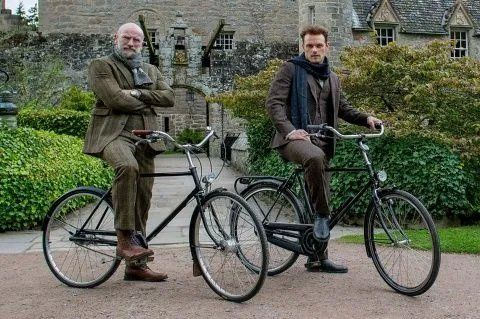 Actores de Outlander protagonizan otra miniserie que se estrenará en enero