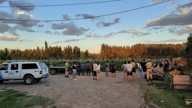 Explotación laboral: rescataron ciudadanos bolivianos hacinados