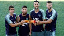Los referentes del Barcelona, en pie de guerra con la directiva.