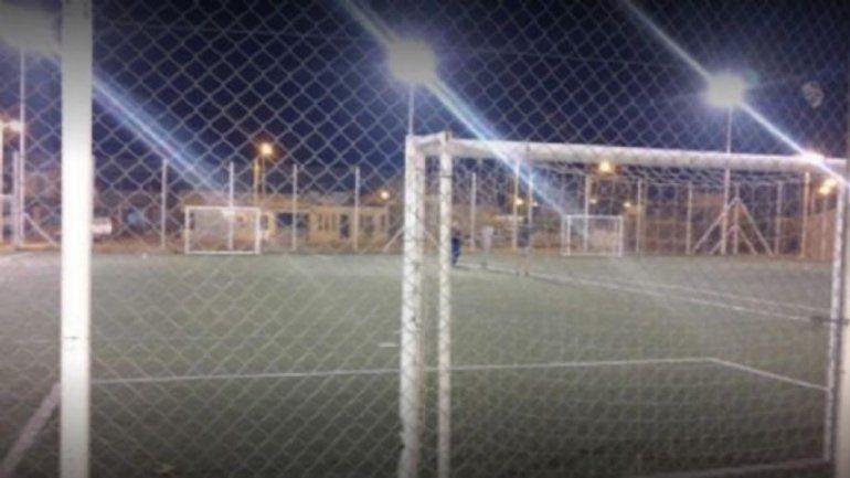 Centenario: van a la escuelita de fútbol con temor a que se desate un tiroteo