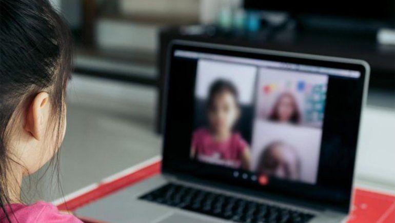 Clases virtuales: docentes perdieron casi a la mitad de sus alumnos