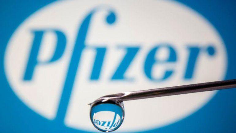 Pfizer: las personas vacunadas no contagian el virus