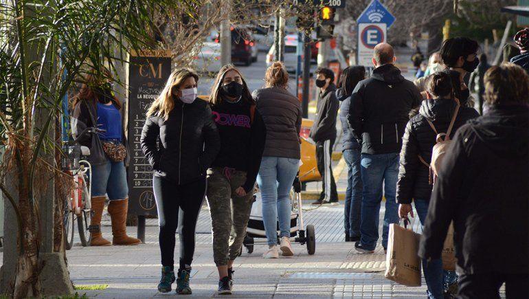 Coronavirus: Neuquén duplicó la cifra de contagios diarios este mes