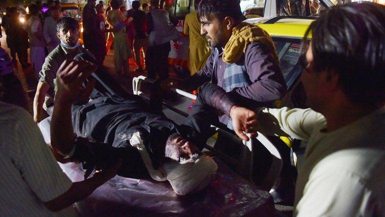 Atentados en Kabul: murieron 12 militares de EE.UU. y 60 civiles