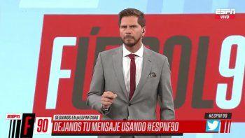 El Pollo apuntó contra el médico de Diego, Leopoldo Luque.