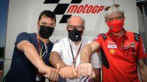 El equipo de Valentino Rossi debutará en el MotoGP con máquinas Ducati