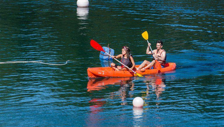 El turismo recibió algo de aire con un 80% de ocupación