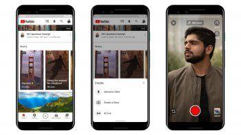 La alternativa a TikTok: pasos para usar los Cortos de YouTube