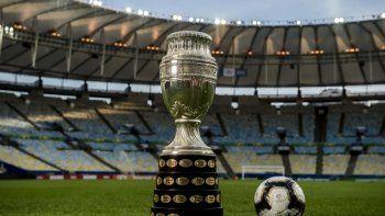 copa america de brasil: confirman 4 sedes y que se jugara sin publico