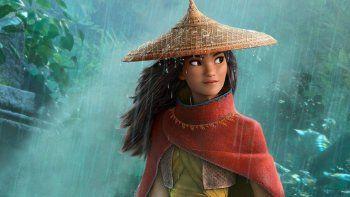 Disney Plus: Ya se estrenó Raya y el Último Dragón