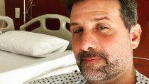el relato de listorti, internado por covid:  me pusieron oxi?geno