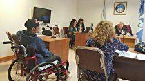 jairo, el asesino en sillas de ruedas, violo la domiciliaria