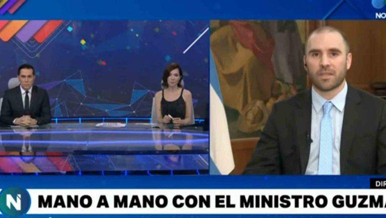El picante cruce entre Cristina Pérez y Guzmán por el dólar