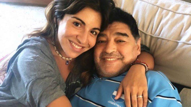 Gianinna furiosa con las novedades de la causa Maradona