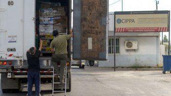 No hay control del ingreso de alimentos a la provincia