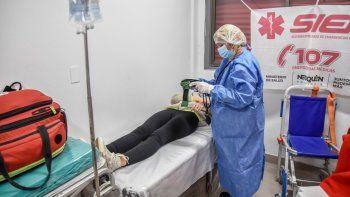 covid: como es la situacion de la pandemia en neuquen