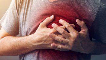 uno de cada diez infartos se dan en menores de 45