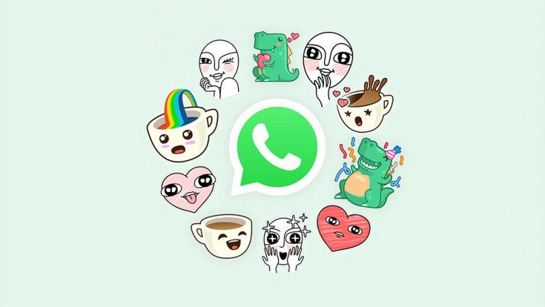 Ya tenés las indicaciones para el buscador de stickers de Whatsapp