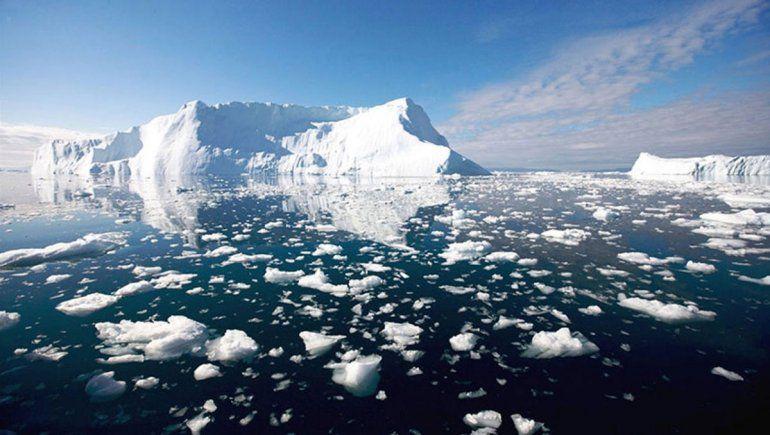 Inquietantes bombas de calor derriten el hielo marino del Ártico