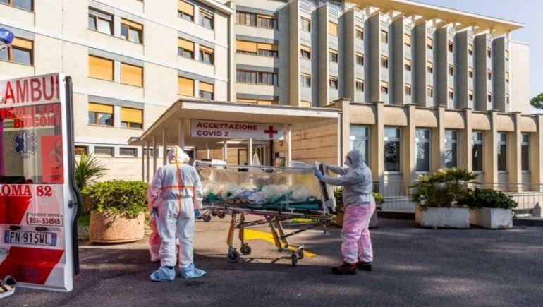 Italia entra en una fase clave con 602 muertos en el último día