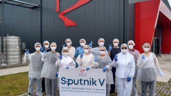 Como será la fabricación de la vacuna Argentina Sputnik V.I.D.A.