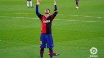 messi le dedico el gol a maradona y emociono a todo el mundo