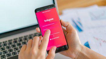 Instagram: así podés activar el modo retrato en el videochat.