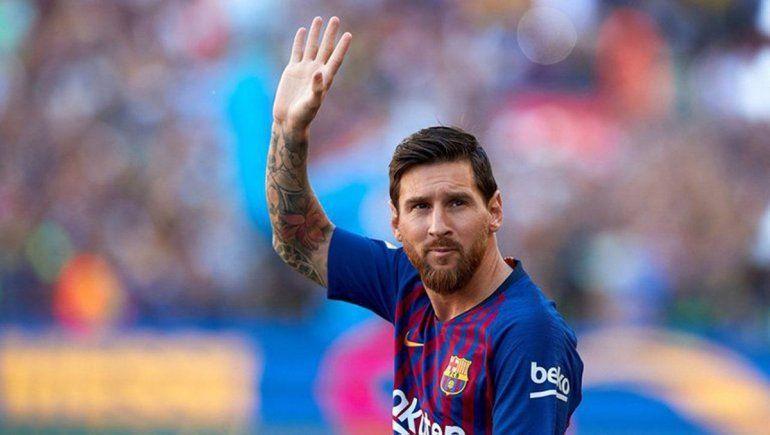 La bizarra oferta que le hizo el peor club del mundo a Messi