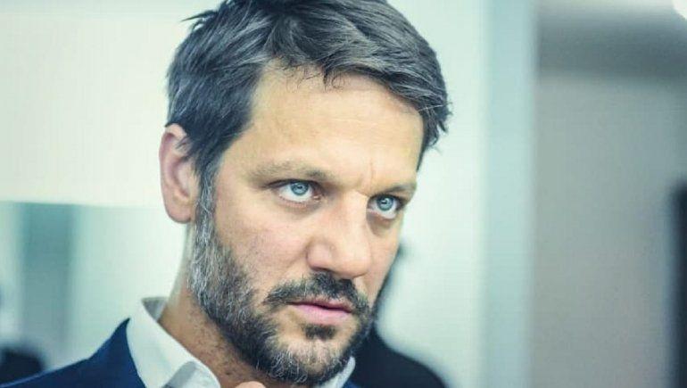 Rodrigo de la Serna habló del reestreno de Okupas en Netflix