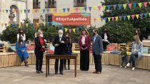nueva ley: chile permite cambiar el orden de los apellidos