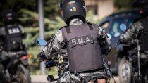 hallaron en cinco saltos una moto que habia sido robada en neuquen