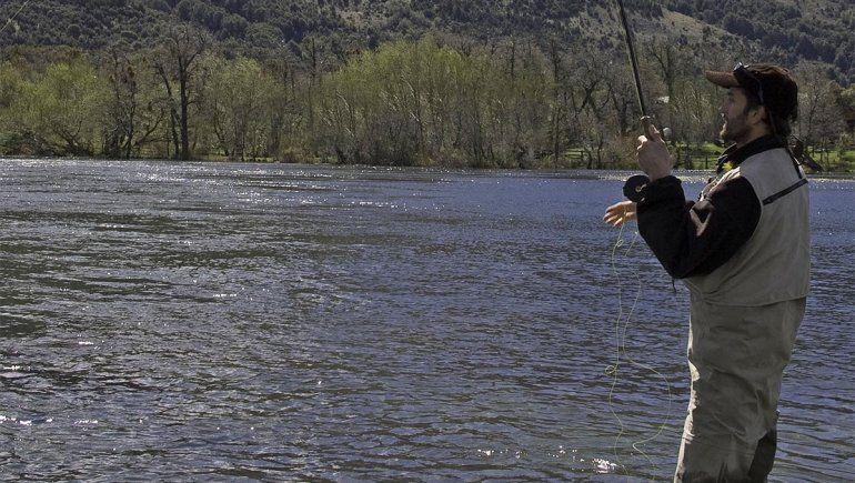 Ultiman detalles para el inicio de la temporada de pesca en Neuquén
