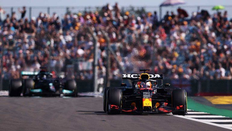 Max Verstappen fue el ganador del primer Sprint de la Fórmula 1