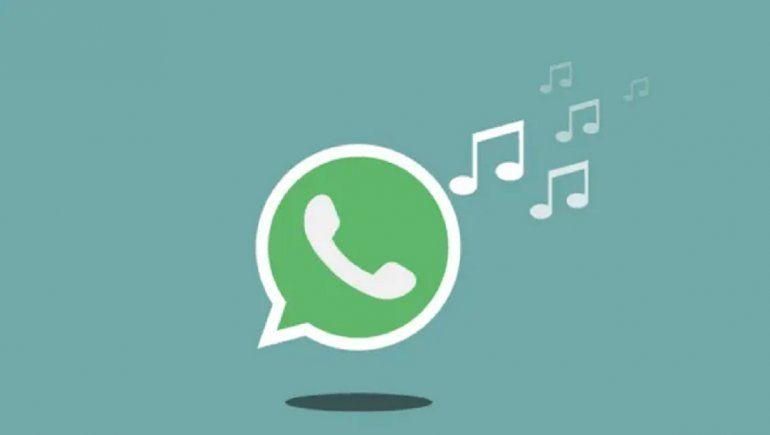 WhatsApp: así podés añadir música a tus estados