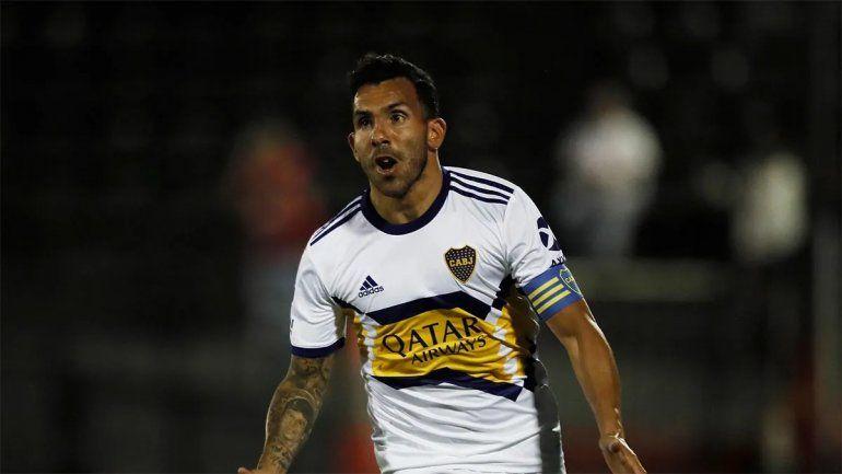 En la vuelta de Villa, Boca venció a Newells con goles de Tevez y López