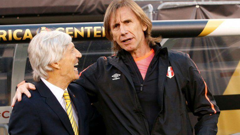 Además de Russo, Pekerman y Gareca suenan como deseos de Colombia para sentarse en el banco.