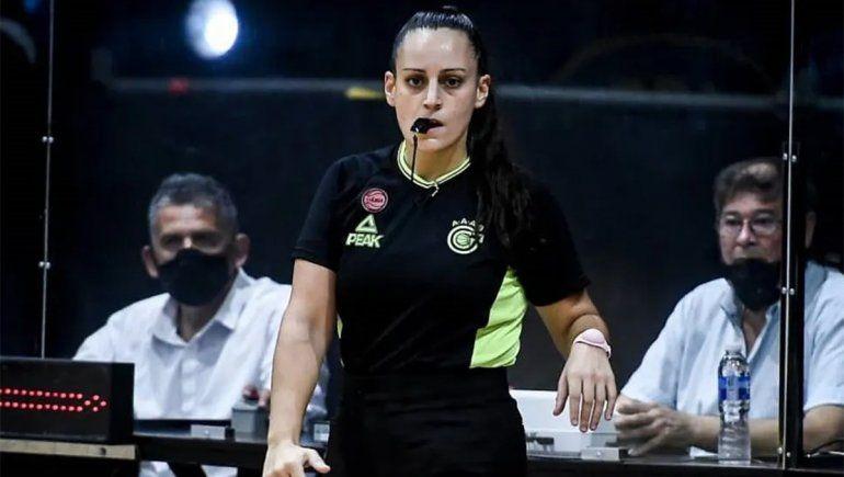Escándalo: la denuncia de la jueza de básquet que se retiró por acoso sexual