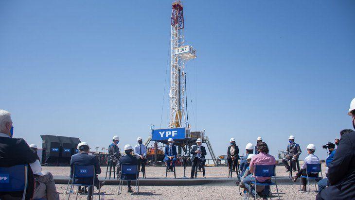 Con un decreto, el gobierno prepara el camino del Plan Gas